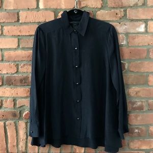 MARC BY MARC JACOBS Black Blouse